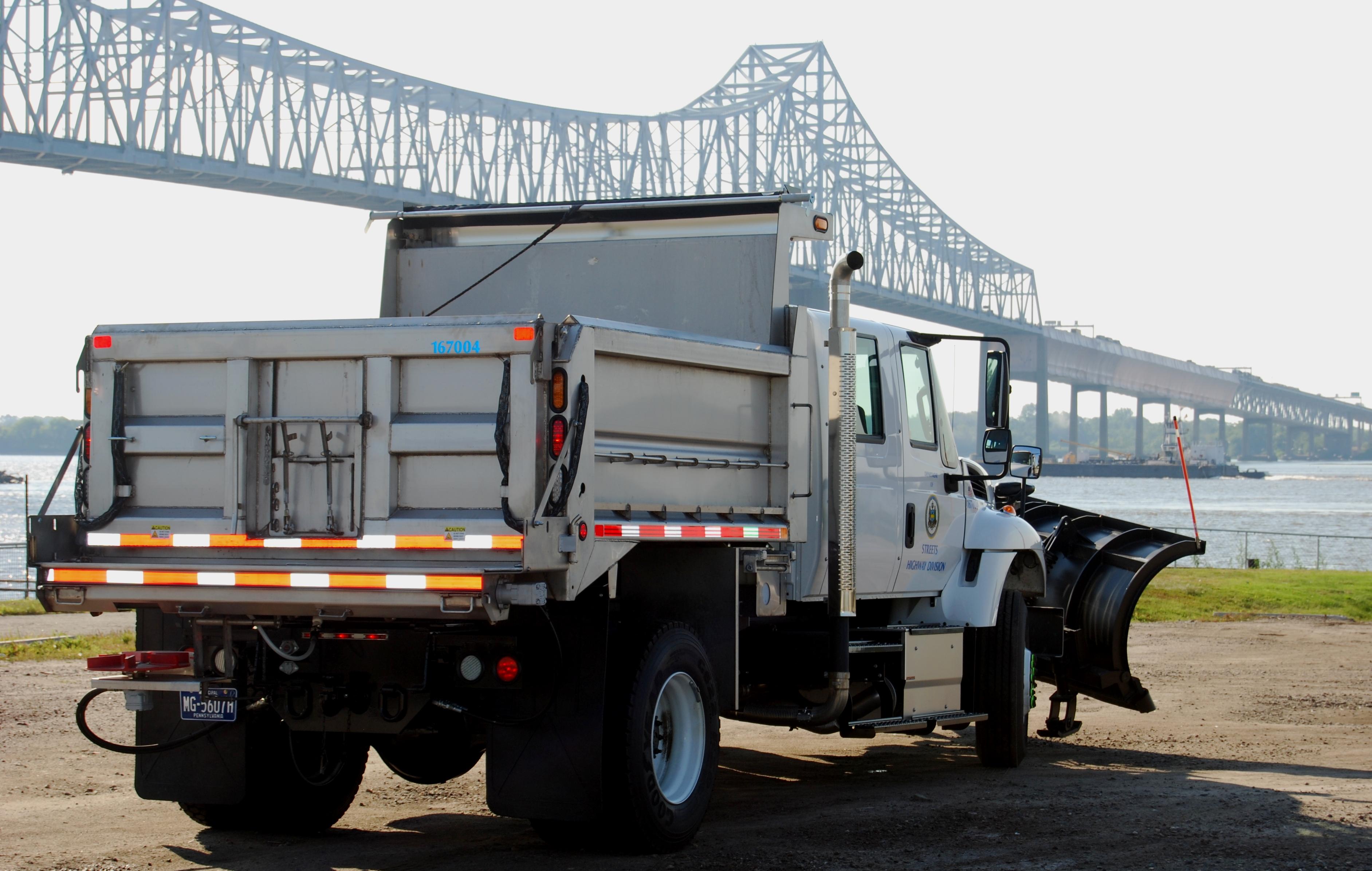 Stainless Steel Dump Body Archives Warren Truck